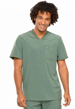 CK910A Mens V-Neck Top
