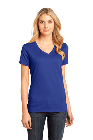 District - Womens Perfect Weight V-Neck Tee