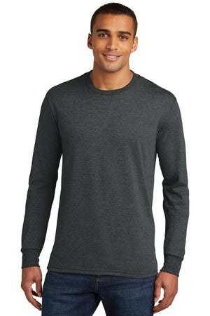 District Perfect Tri Long Sleeve Tee
