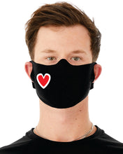 Load image into Gallery viewer, Heart Mask (Pack of 3)