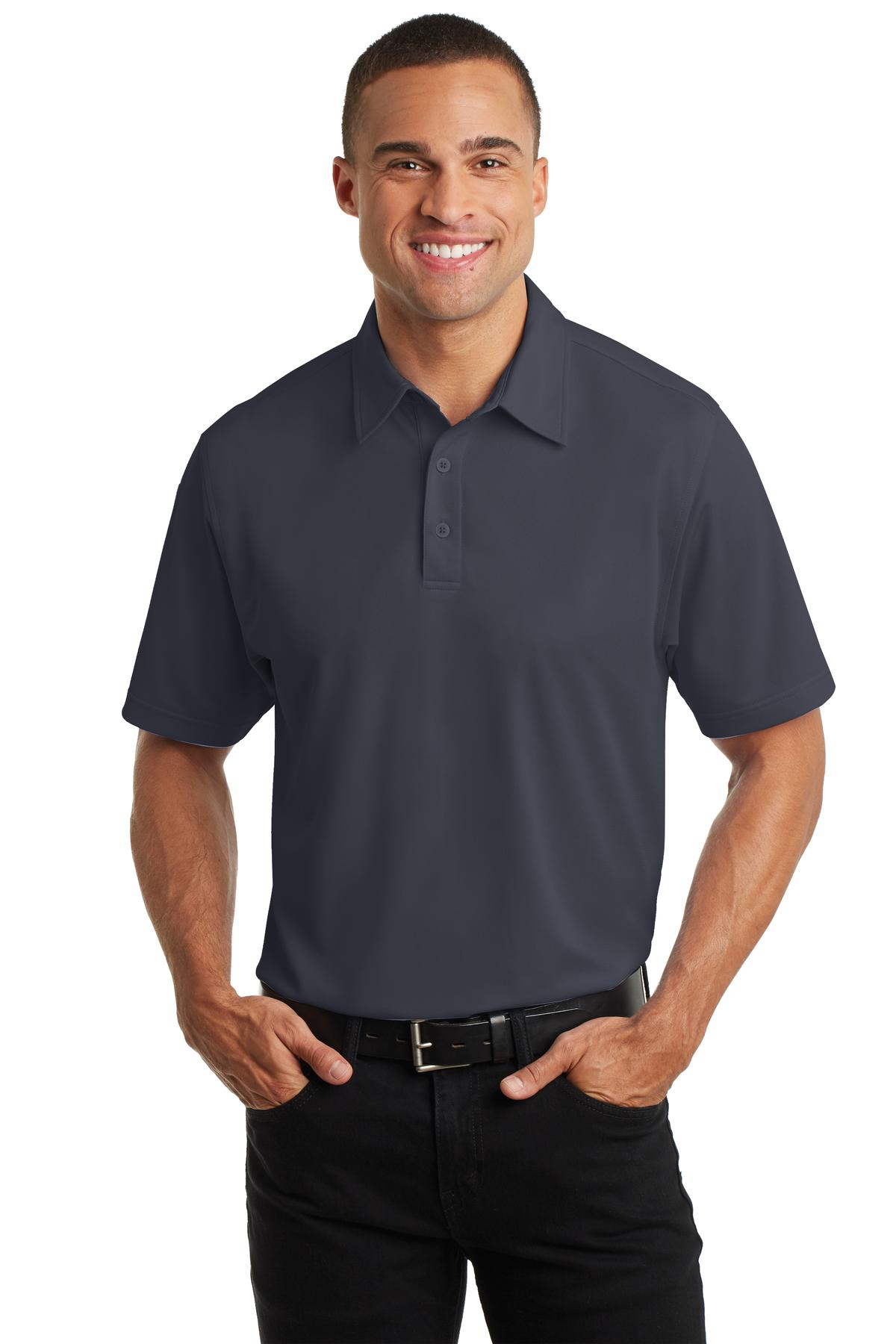 Green Glen Port Authority EZCotton® Polo.