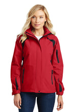 Dress Blue Navy Port Authority Ladies Zephyr Full-Zip Jacket.