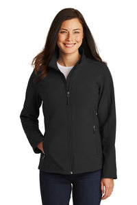 Port Authority® Ladies Core Soft Shell Jacket.