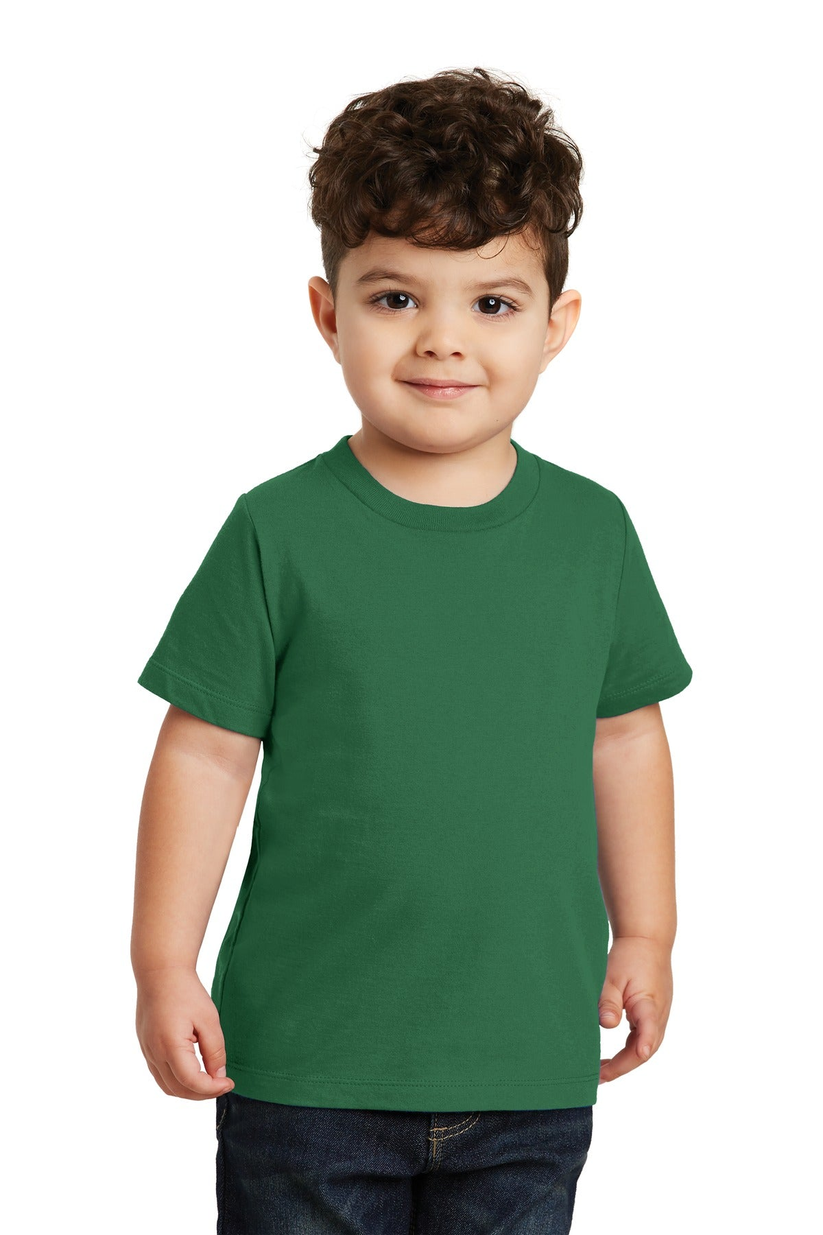 Athletic Kelly Port & Company Toddler Fan Favorite T-Shirt