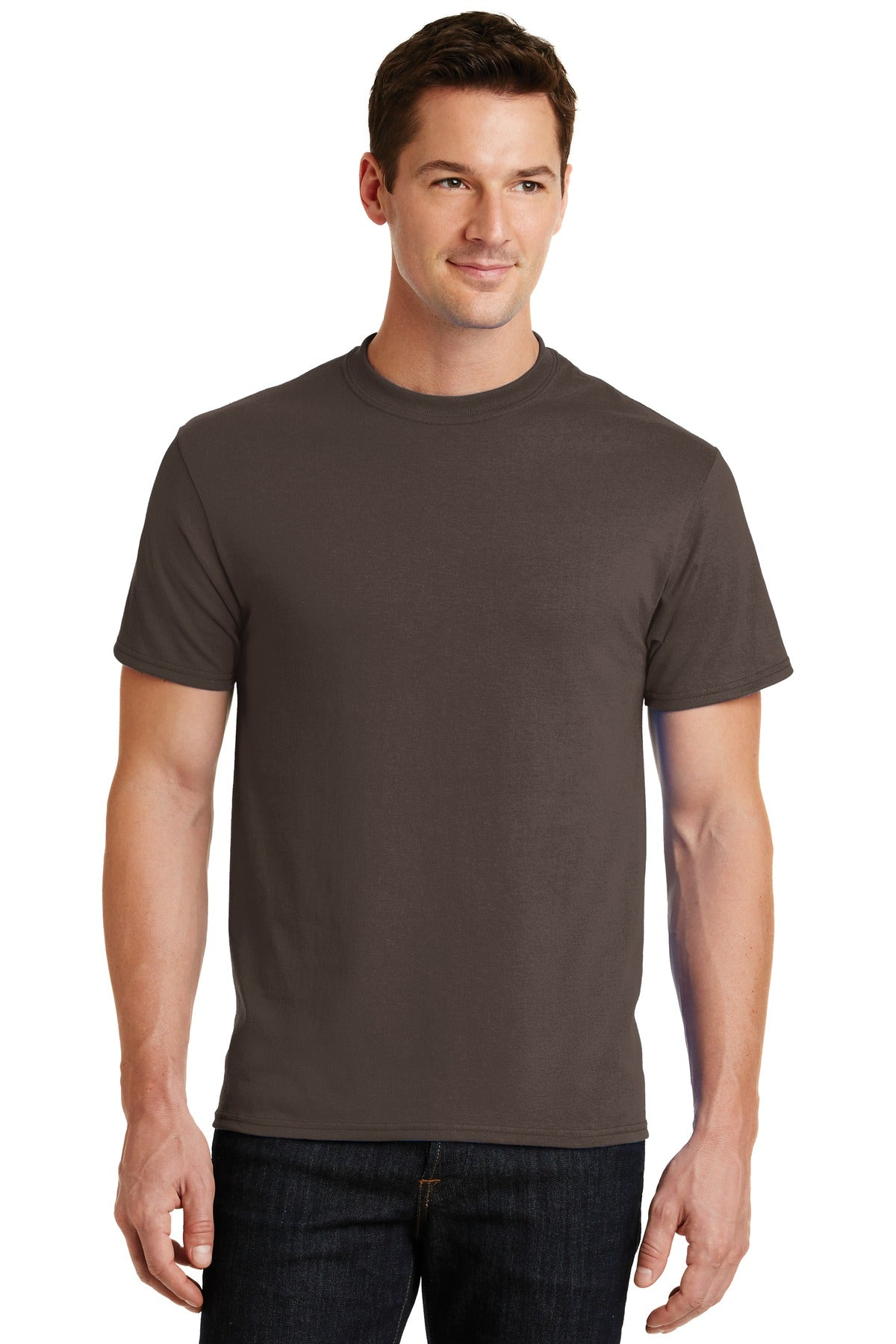 Brown Port & Company - Core Blend T-Shirt