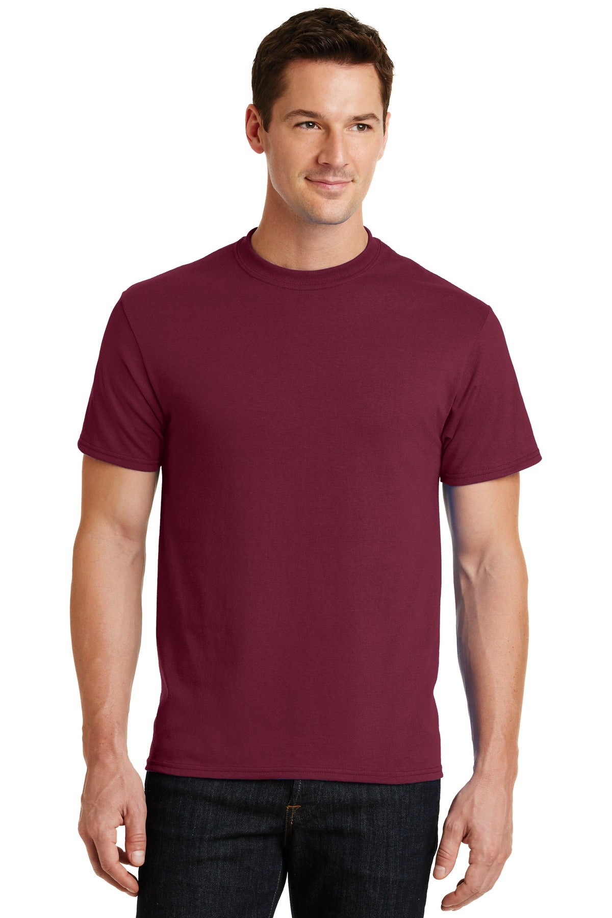 Cardinal Port & Company - Core Blend T-Shirt