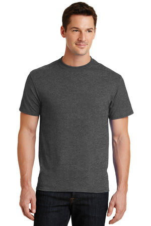 Dark Heather Grey Port & Company - Core Blend T-Shirt
