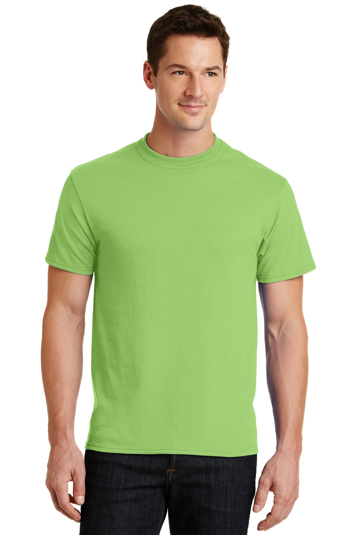 Lime Port & Company - Core Blend T-Shirt