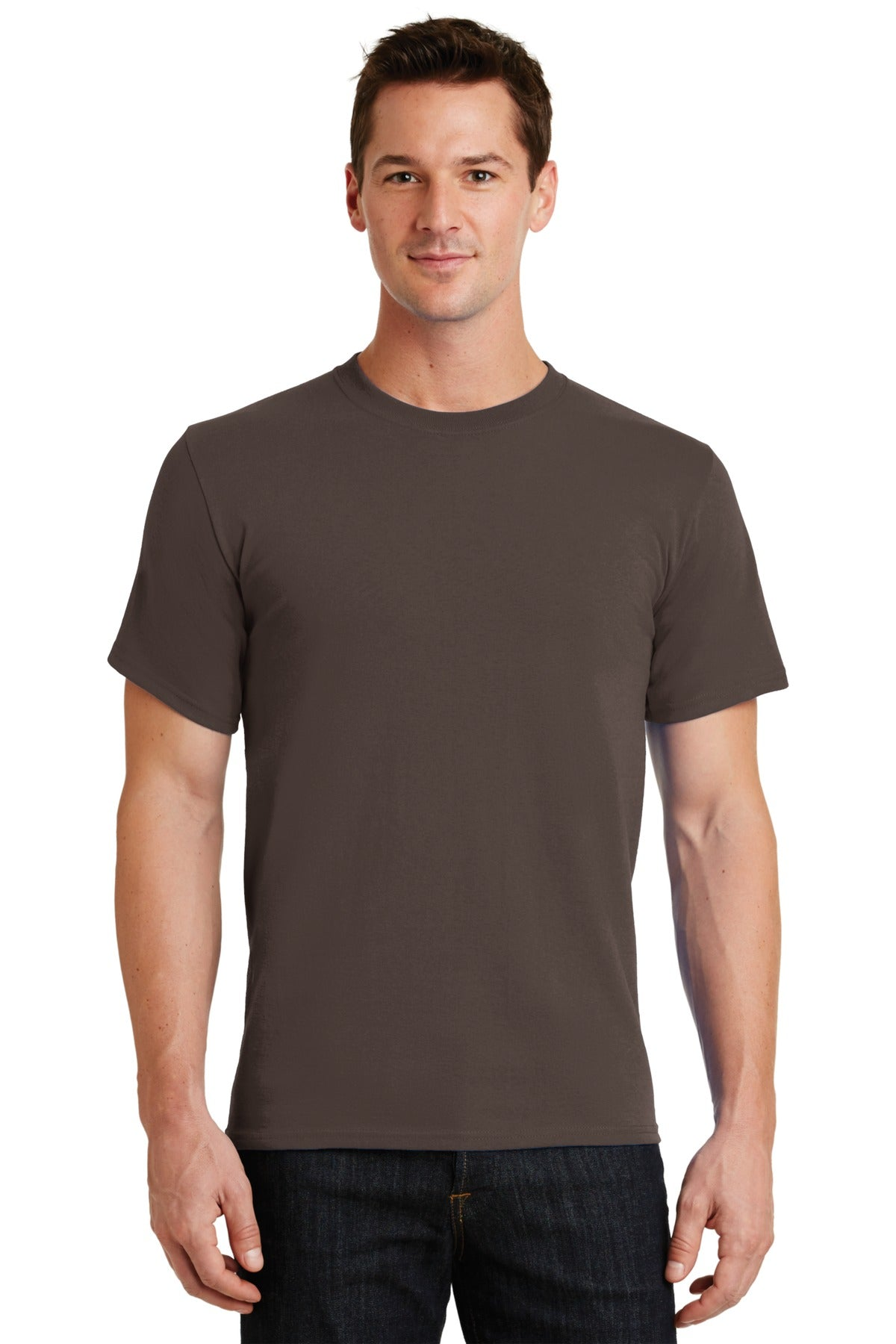 Brown Port & Company - Essential T-Shirt