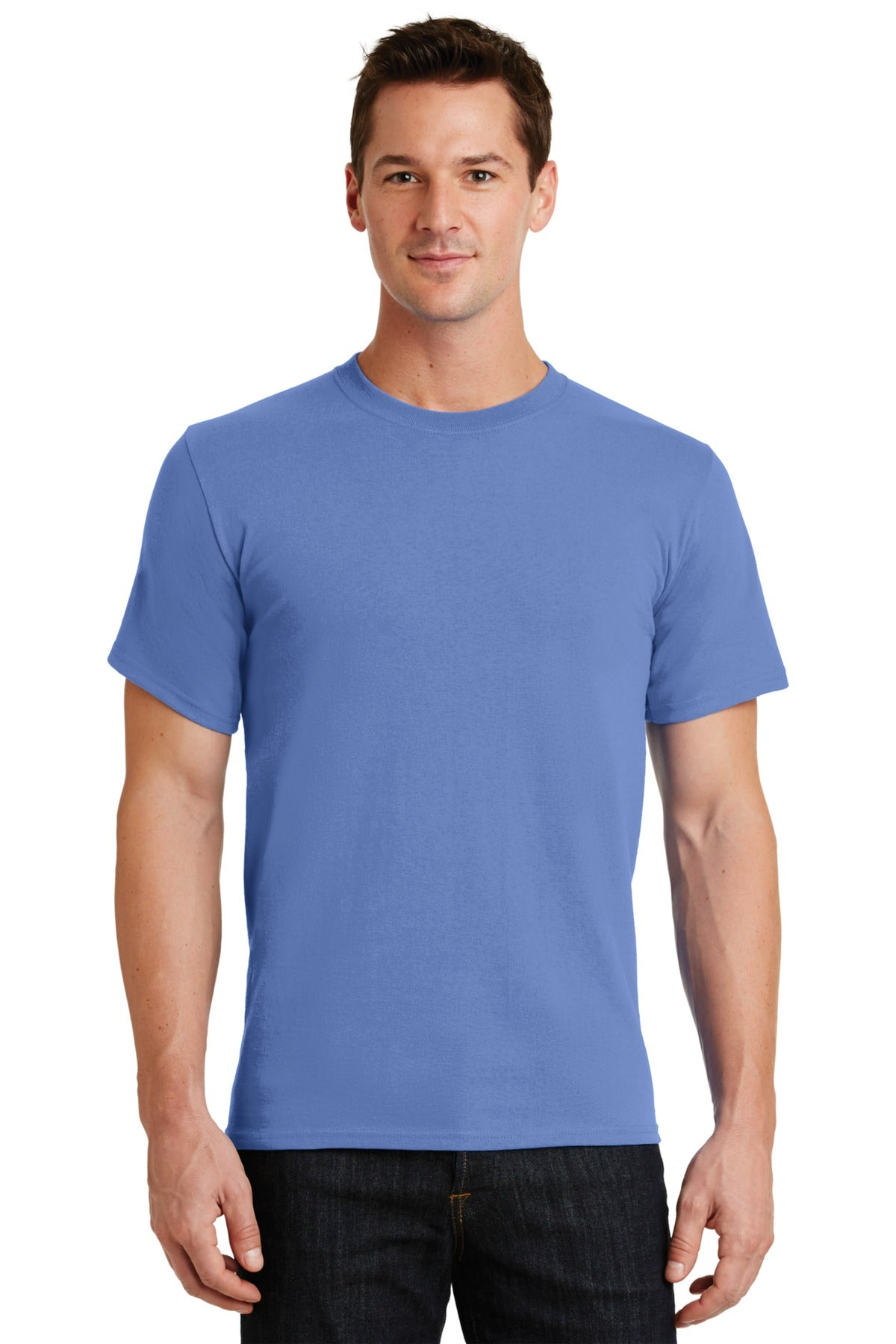 Carolina Blue Port & Company - Essential T-Shirt