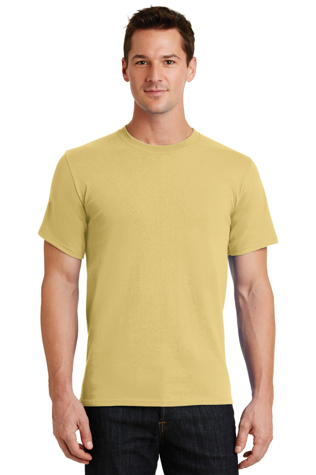 Daffodil Yellow Port & Company - Essential T-Shirt