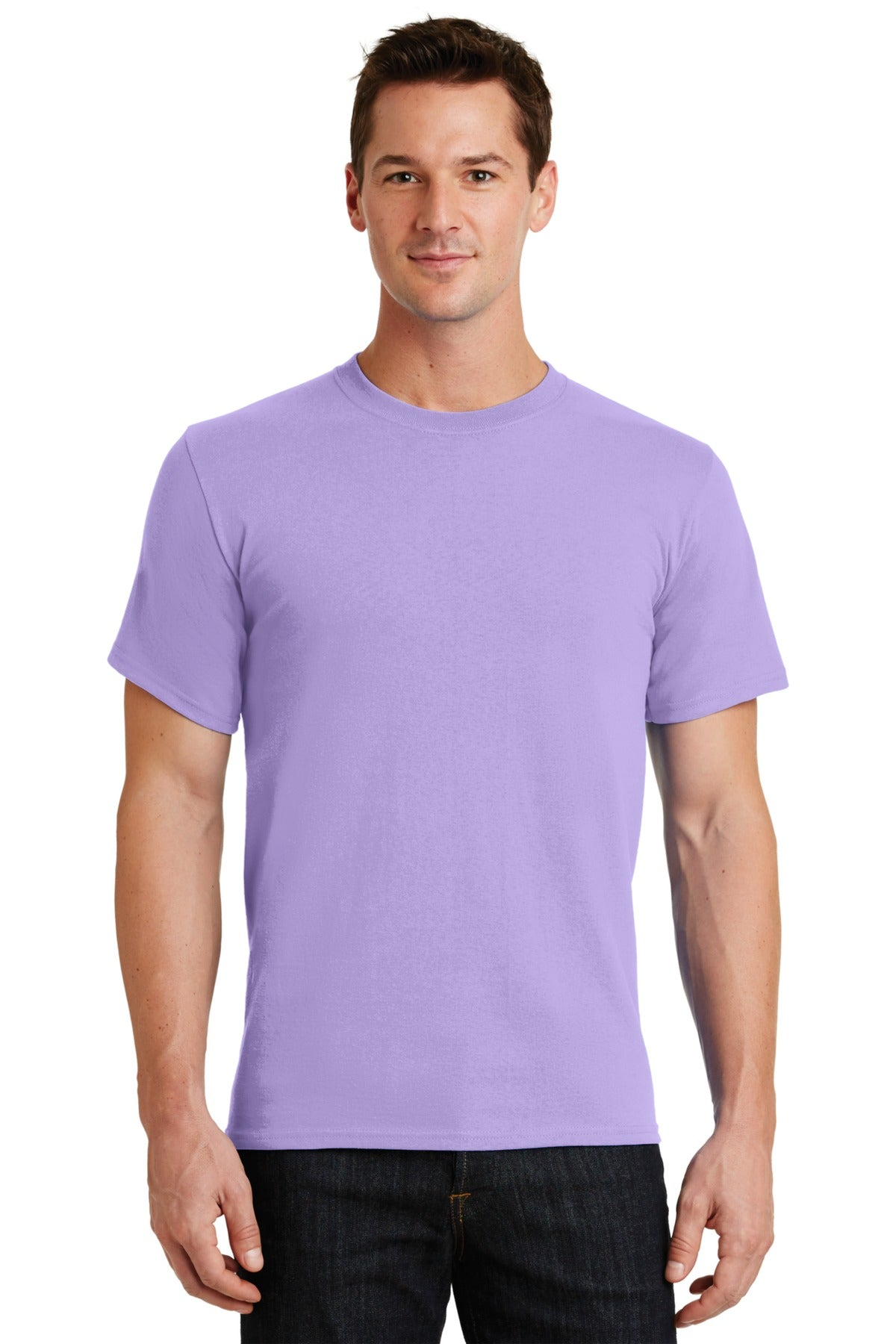 Lavender Port & Company - Essential T-Shirt