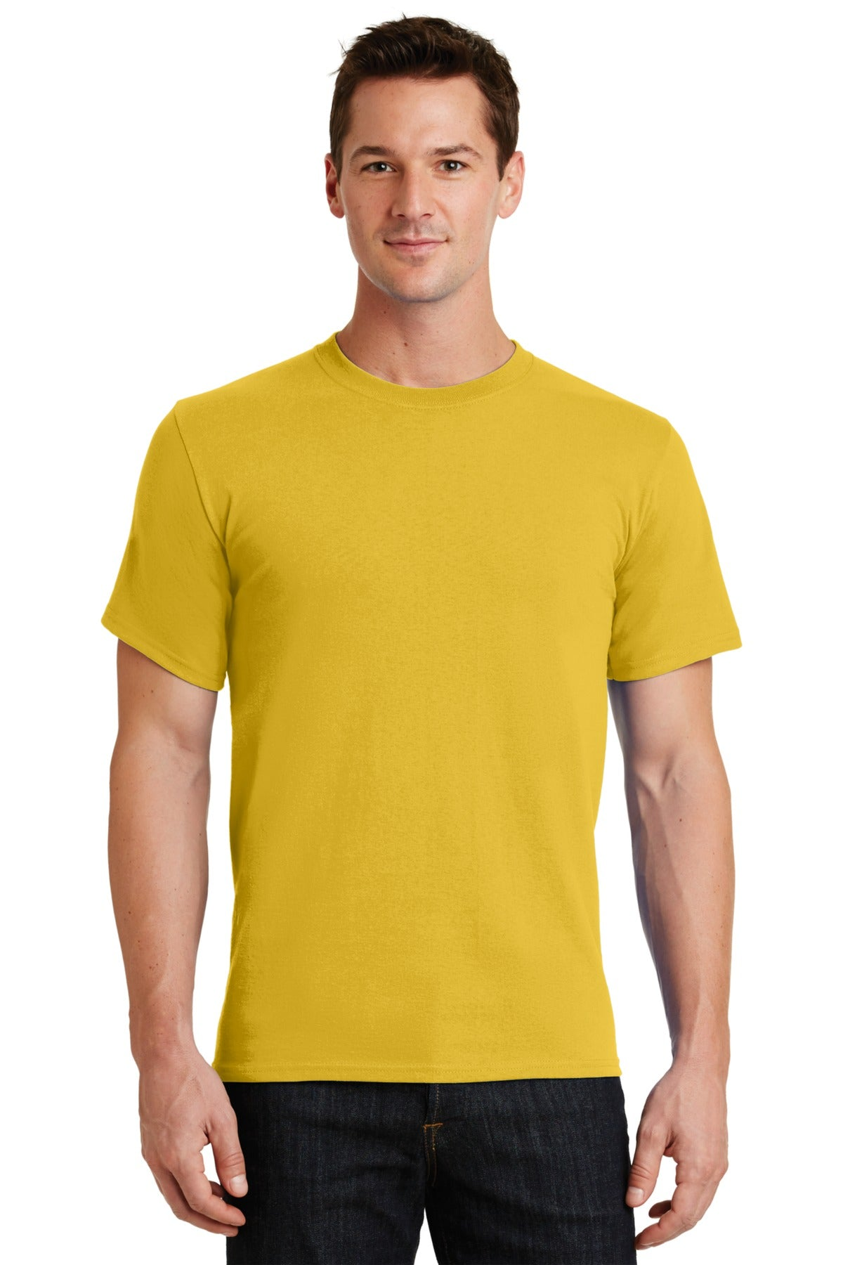 Lemon Yellow Port & Company - Essential T-Shirt