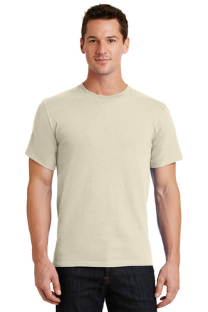 Natural Port & Company - Essential T-Shirt