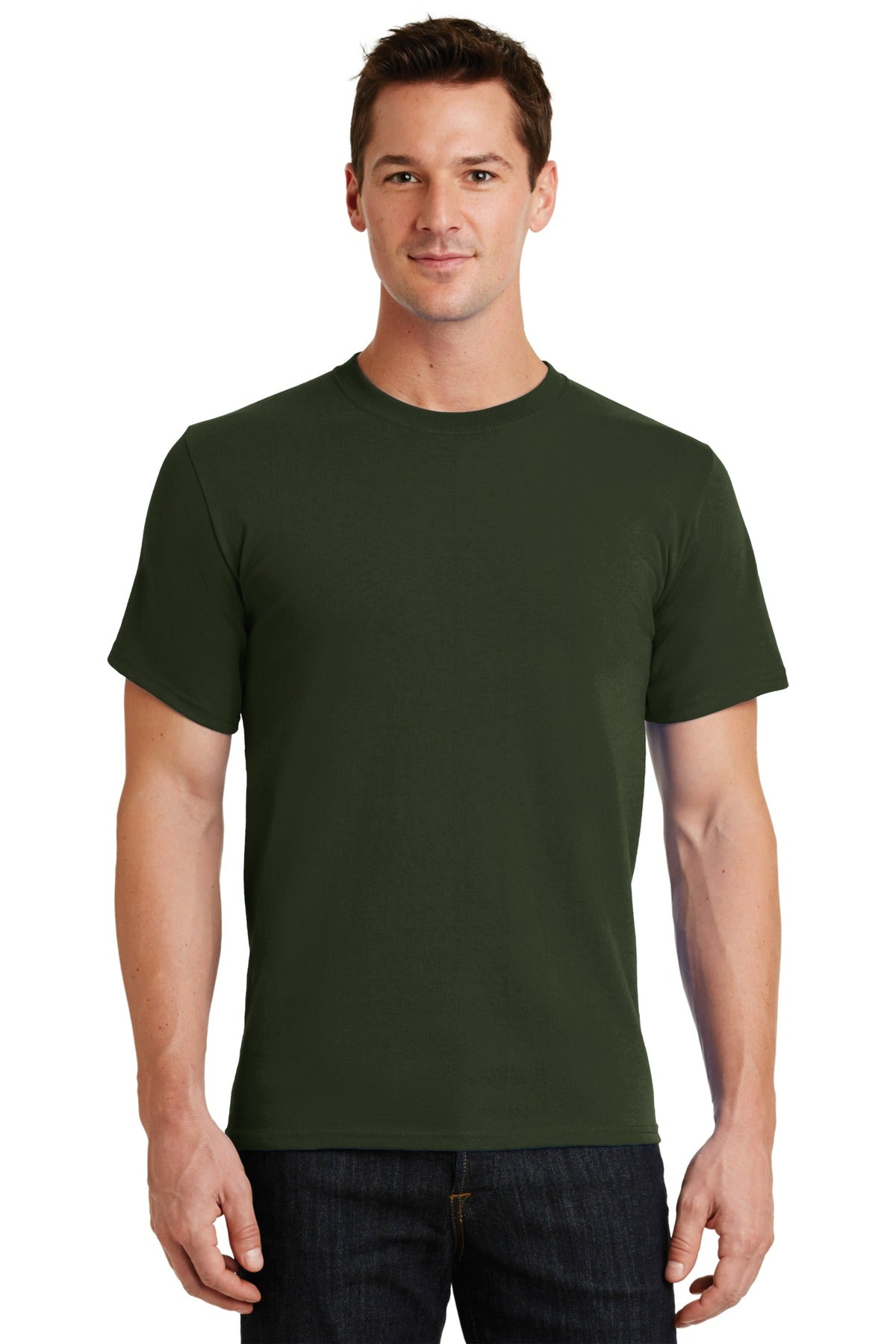Olive Port & Company - Essential T-Shirt