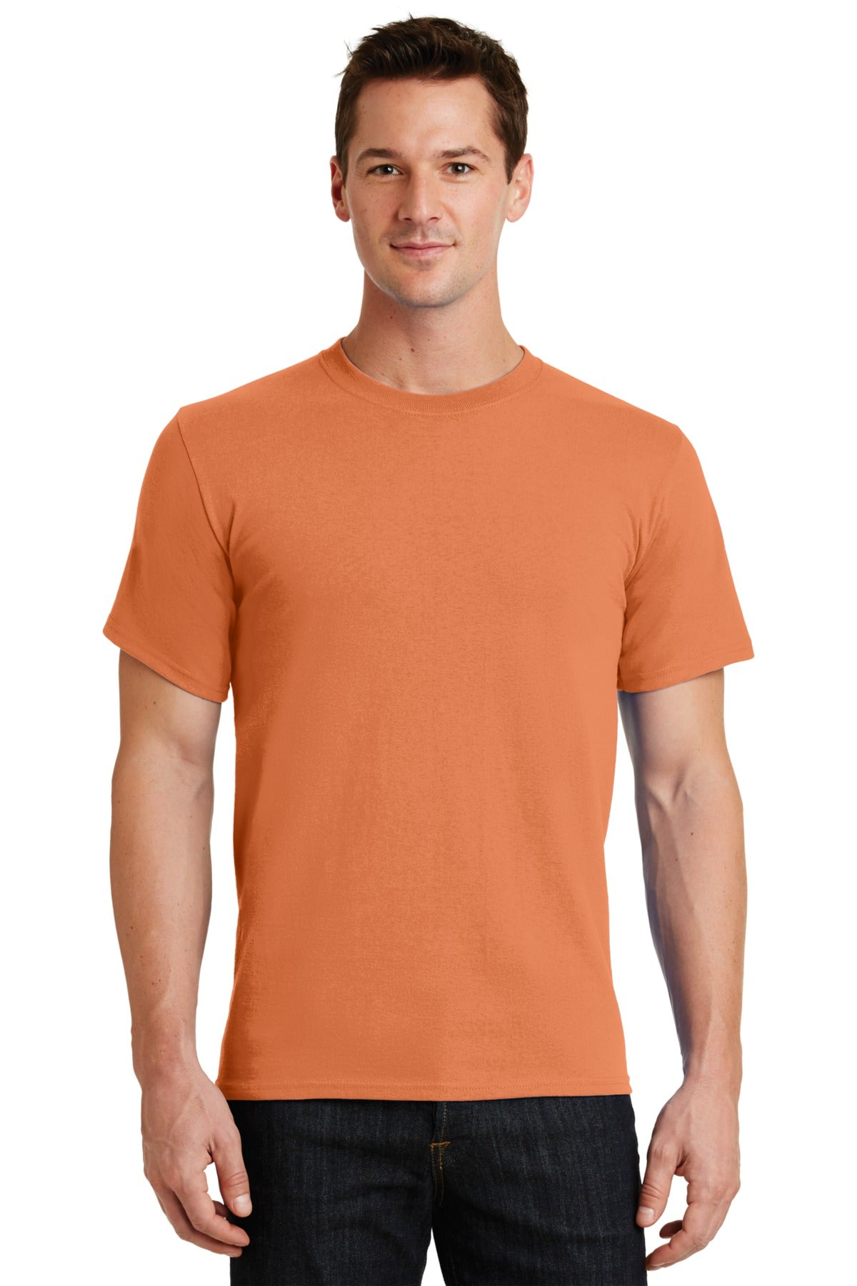 Orange Sherbet Port & Company - Essential T-Shirt