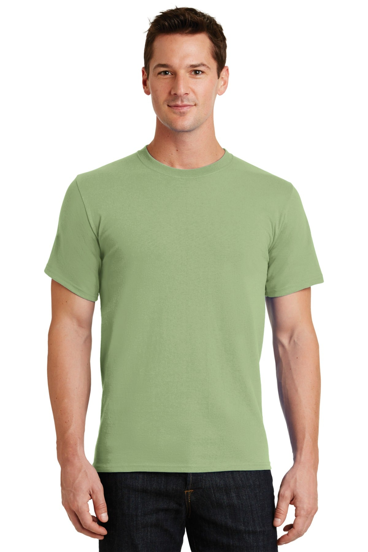 Pistachio Port & Company - Essential T-Shirt
