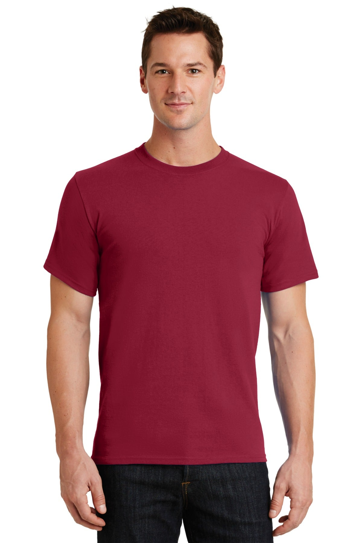 Rich Red Port & Company - Essential T-Shirt