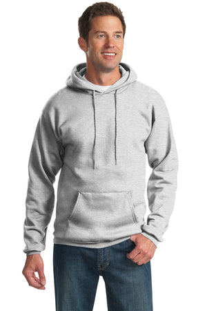 Ash Port & Company Tall Essential Fleece Pullover Hooded Sweatshirt.