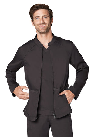 ADAR Resoponsive Men'S Zip Front Active Jacket