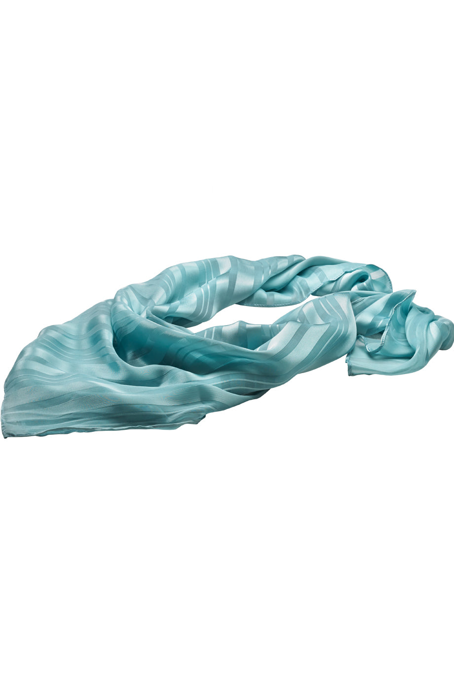 Edwards Solid Satin Mixed Weave Scarf