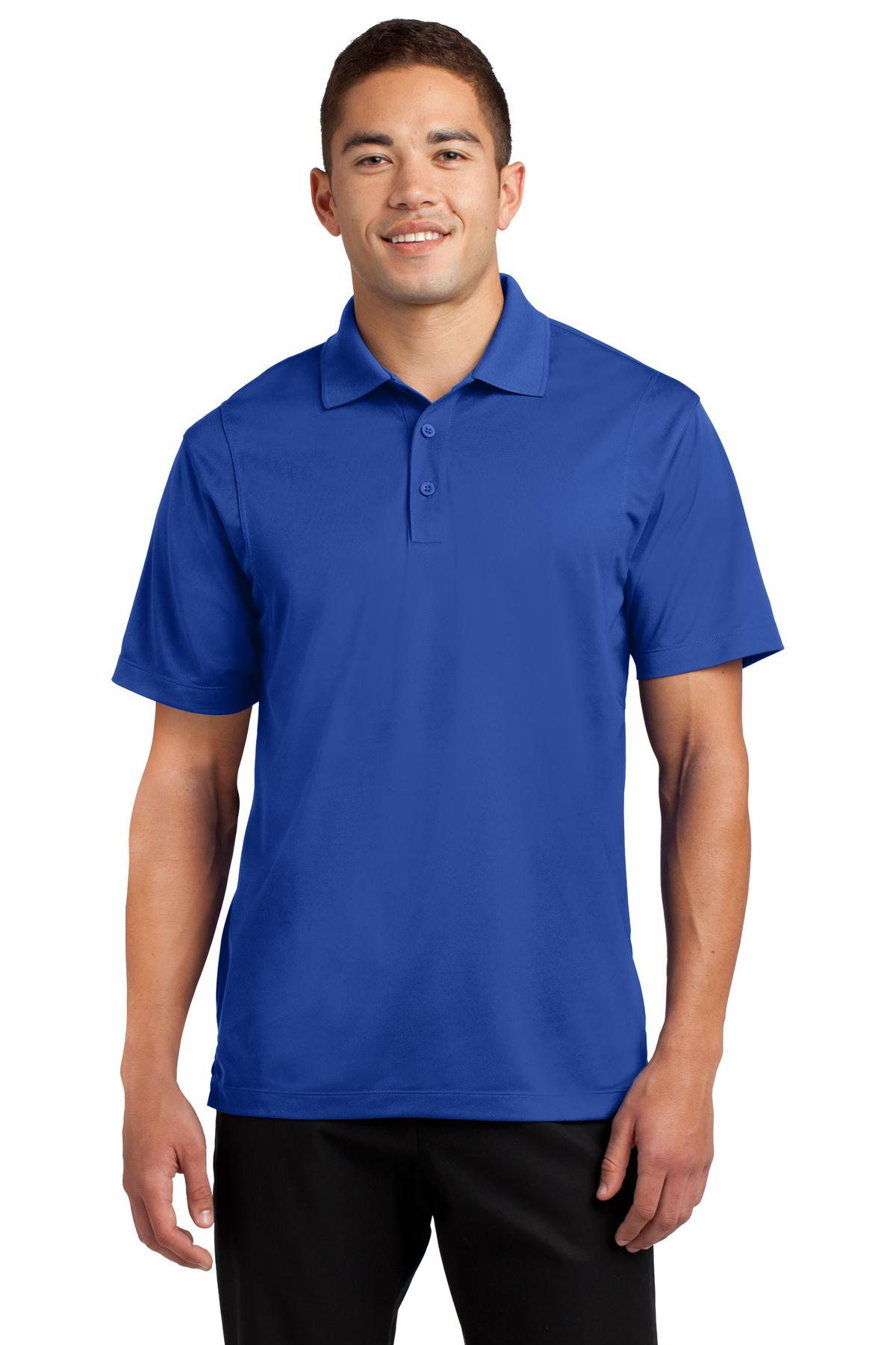 Sport-Tek Tall Micropique Sport-Wick Polo Shirt