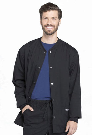 WW360 Mens Snap Front Jacket
