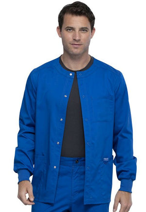 WW380 Mens Snap Front Jacket