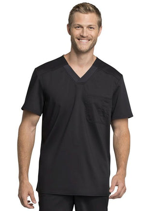 WW755AB Mens V-Neck Top
