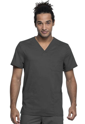 WW760AB Mens V-Neck Top