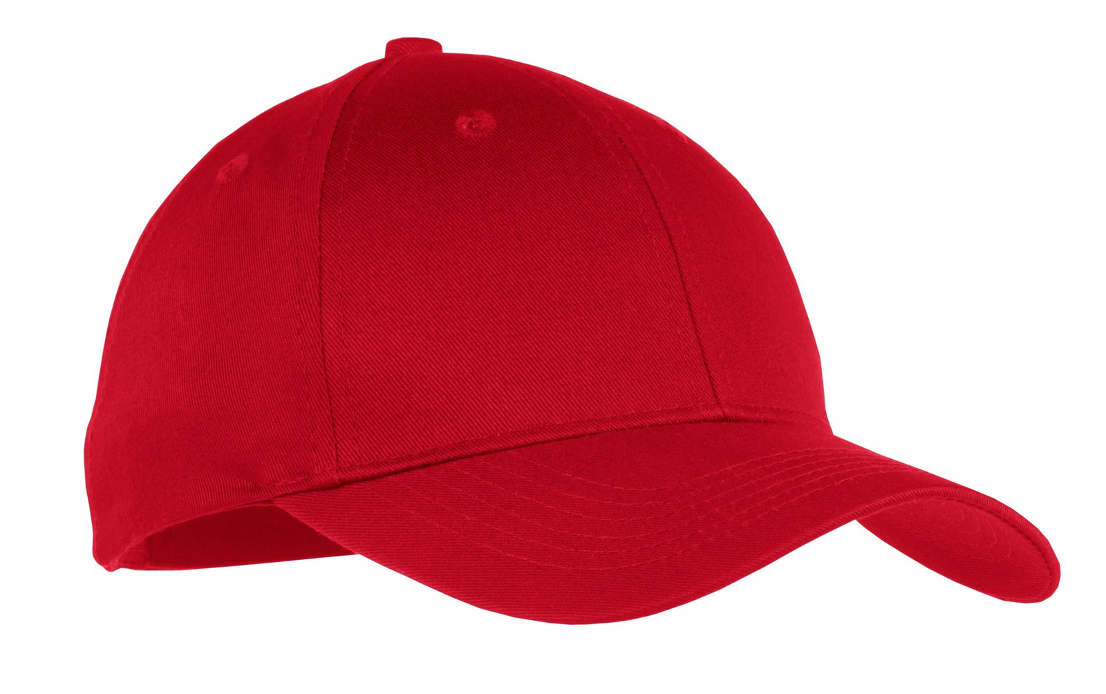 Red Port & Company Youth Six-Panel Twill Cap