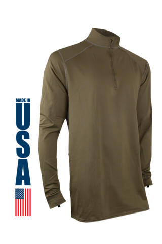 Phase 4 Base Layer Antimicrobial Shirt