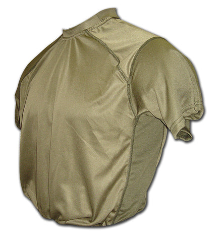 Inside the Wire Moisture Wicking PT Shirt<br><font size=3>ITW8659</font> - Covert Threads-A Military Sock For Every Clime & Place