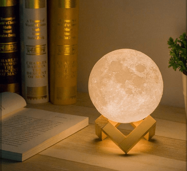 Mystical Moon Lamp Trend Ninja