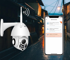 Outdoor Wifi Camera Optimumtrends