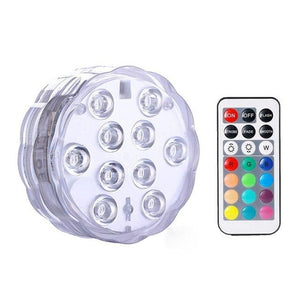 Submersible LED Lights Optimumtrends 1 lamp 1 controller