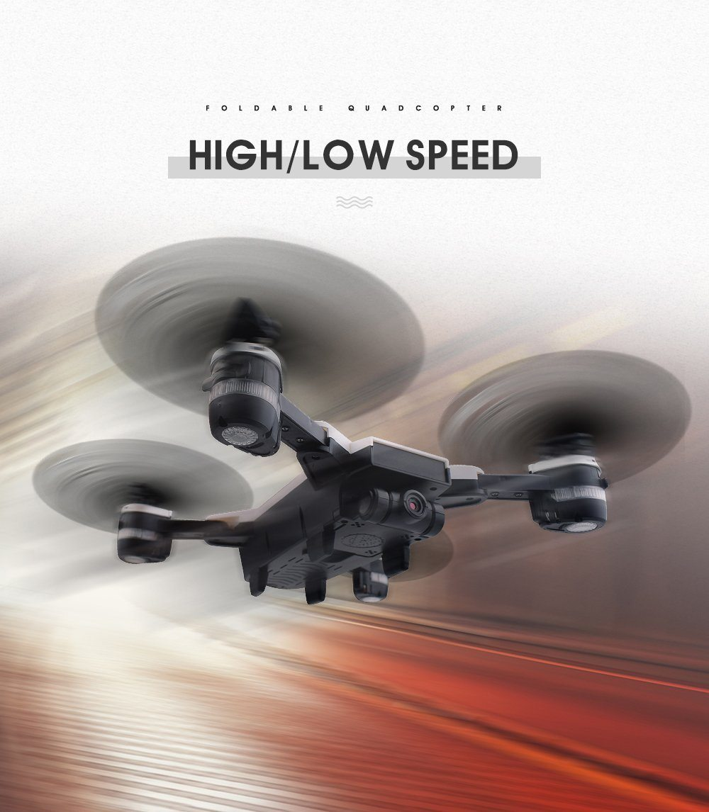 Quadcopter Foldable Drone 6-Axis RC Virtual Fads