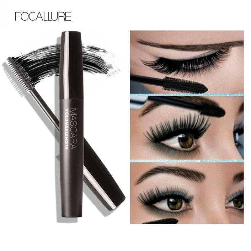 Black Water-proof Curling And Thick Eye Eyelashes Mascara Trend Ninja