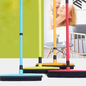 Rubber Broom Bristles Sweeper/Squeegee Optimumtrends