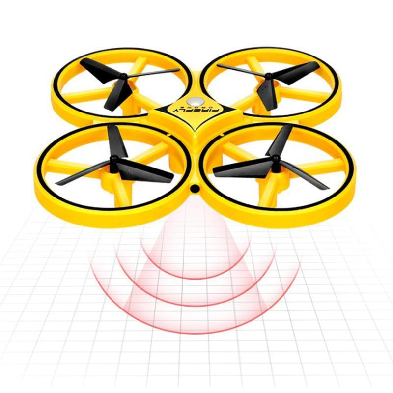 Gesture Controlled Quadcopter Optimumtrends