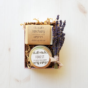Lavender Lovers Gift Box