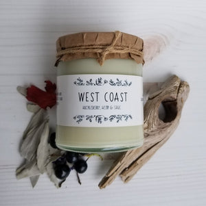 Soy Candle West Coast