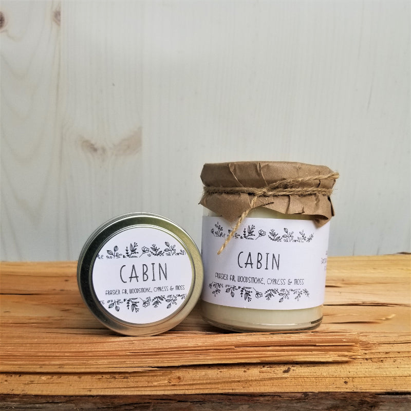 Soy Candle Cabin