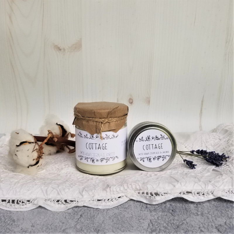 Soy Candle Cottage