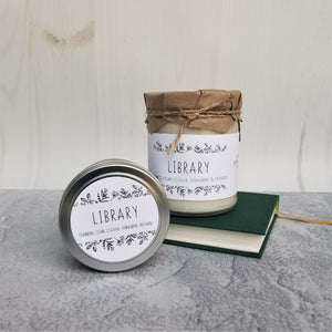 Soy Candle Library
