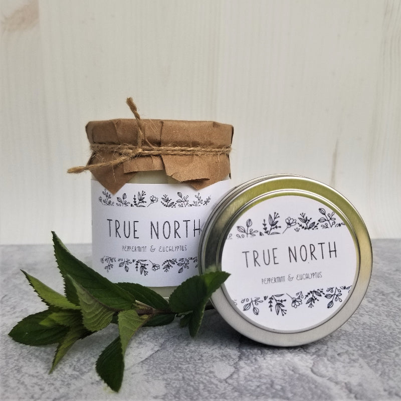 Soy Candle True North