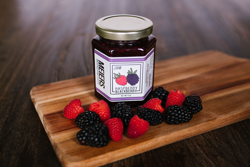 Blackberry Raspberry Jam