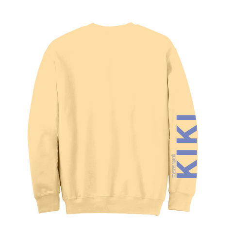 KIKI CREWNECK + DIGITAL ALBUM