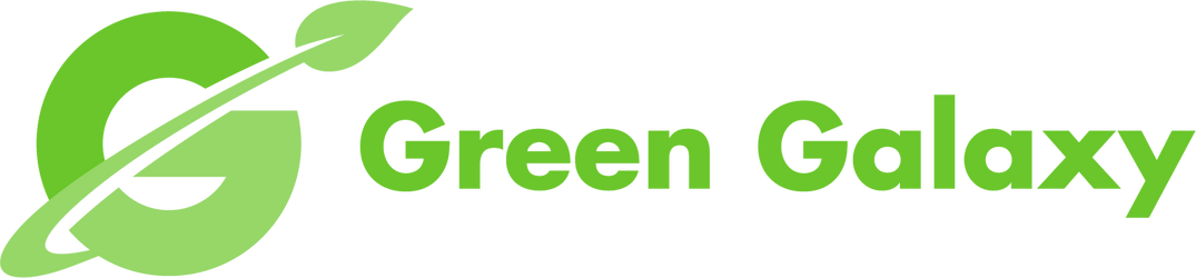 Green Galaxy Horizontal Logo