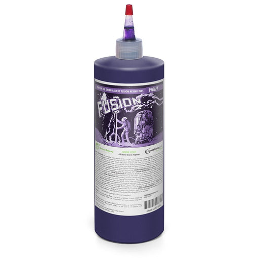 Green Galaxy Fusion Violet HSA Water Based Pigment | ScreenPrinting.com
